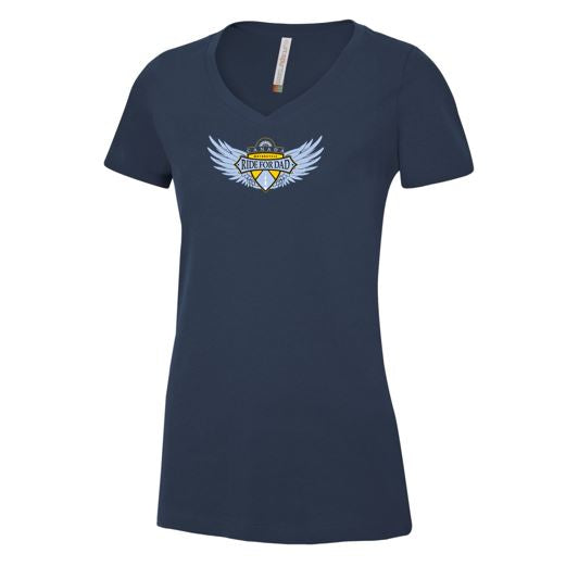Lady Wing Ladies V-Neck Tee