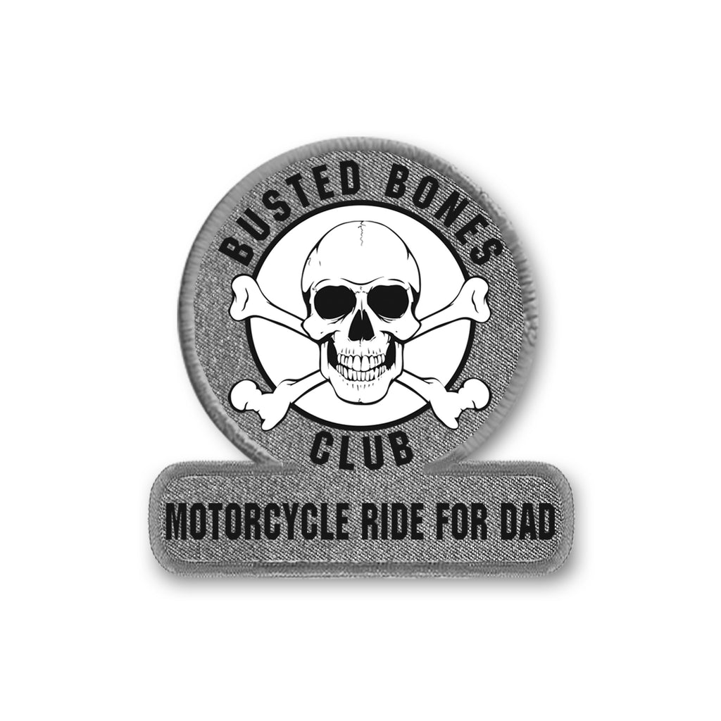 Busted Bone Club Patch