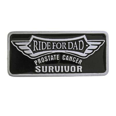 Survivor Pin