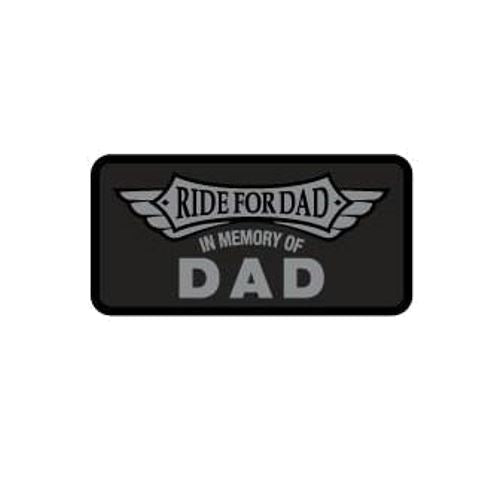 In Memory of Dad Patch