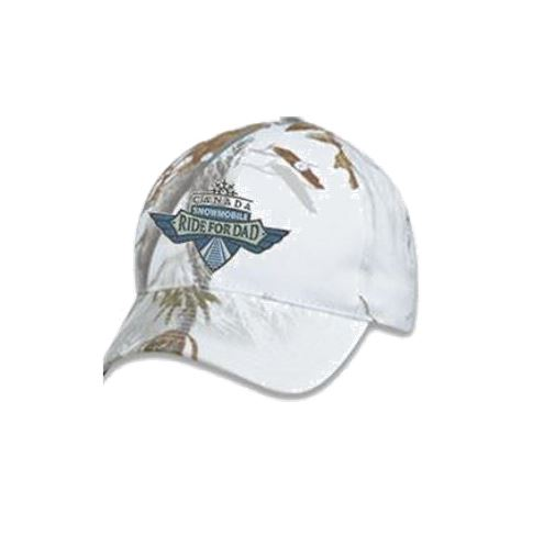 Snow Camo Ball Cap