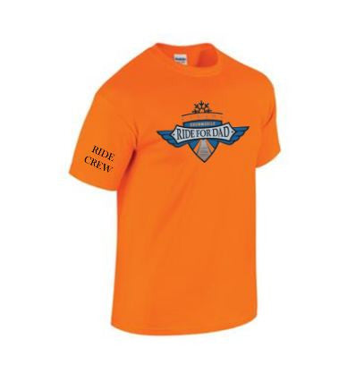 Mens -SRFD Volunteer Ride Crew Shirt