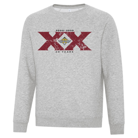 New! 2020 Vintage Crewneck Fleece