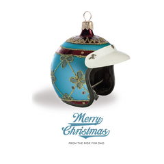 Christmas Cards - Helmet