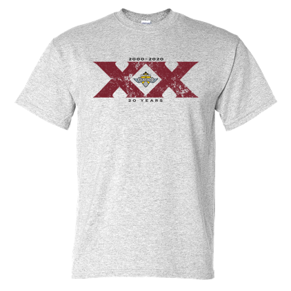 NEW!  2020 XX T-Shirt