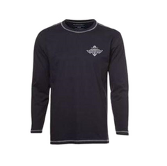 Men's SRFD Long Sleeve Contrast Stitch T-shirt
