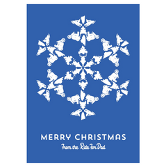 Snowflake Christmas Cards