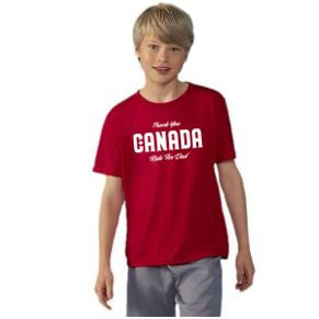 CANADA YOUTH T-Shirts