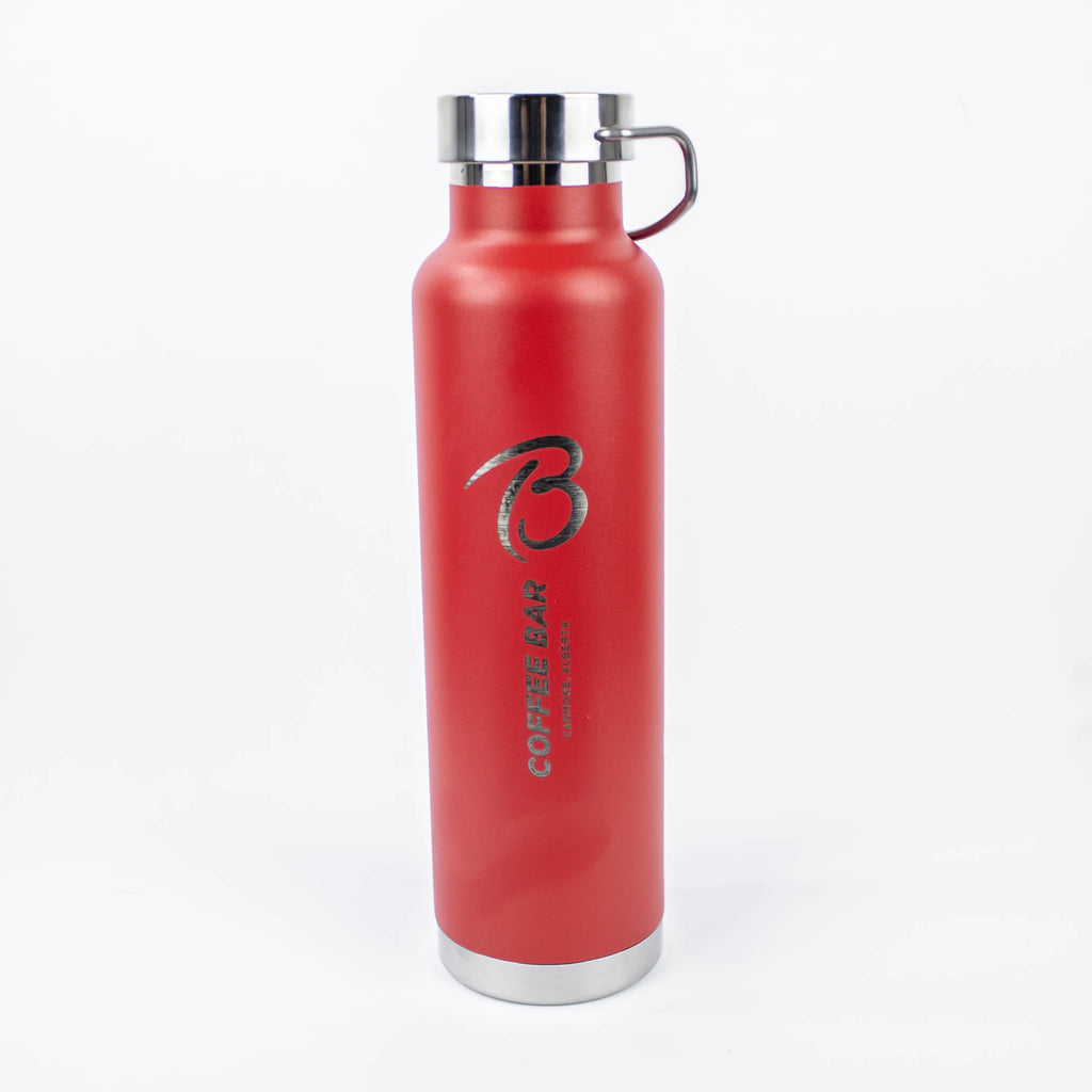 Thermos - Red - Beamer's Coffee