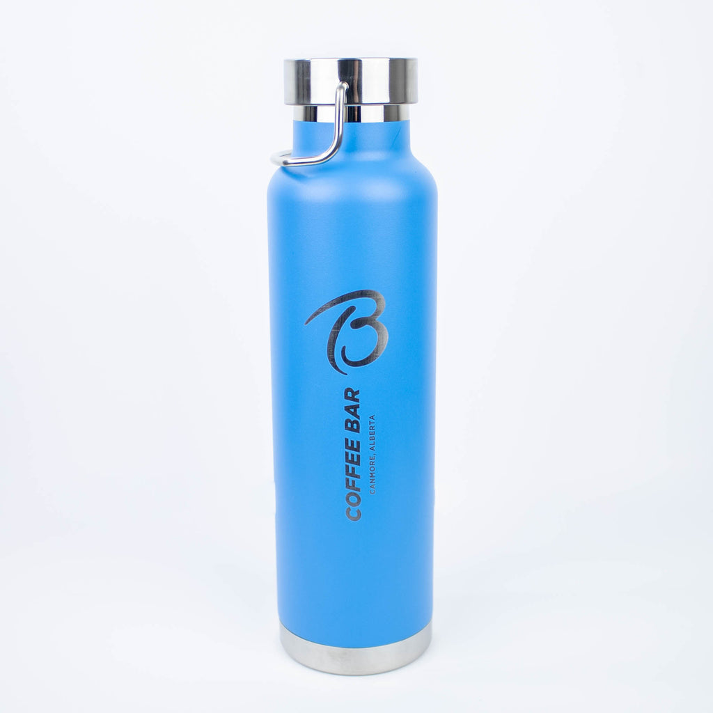 Thermos - Blue - Beamer's Coffee