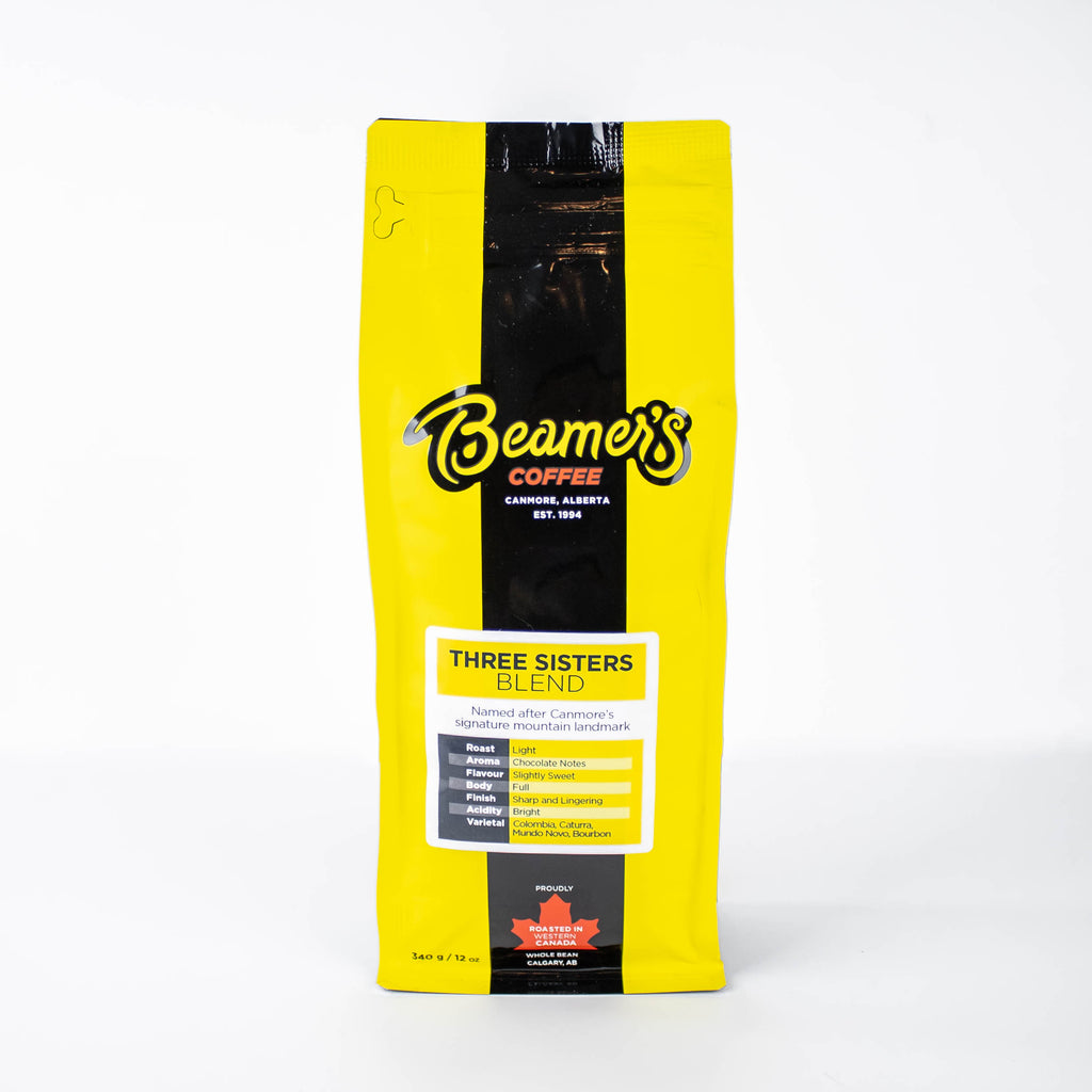 Three Sisters Blend (340g) - Beamer's Coffee