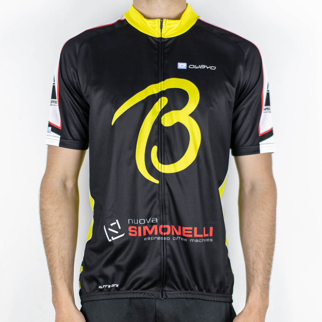 Bike Jersey - Men's - Beamer's Coffee