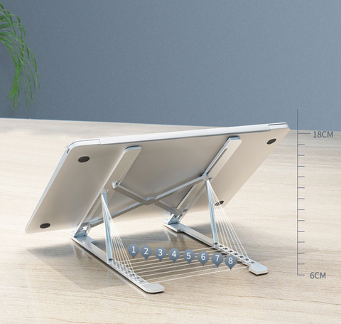 Laptop Stand Angles and height