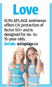 Manly Daily Lifestyle Swimwear surlaplage