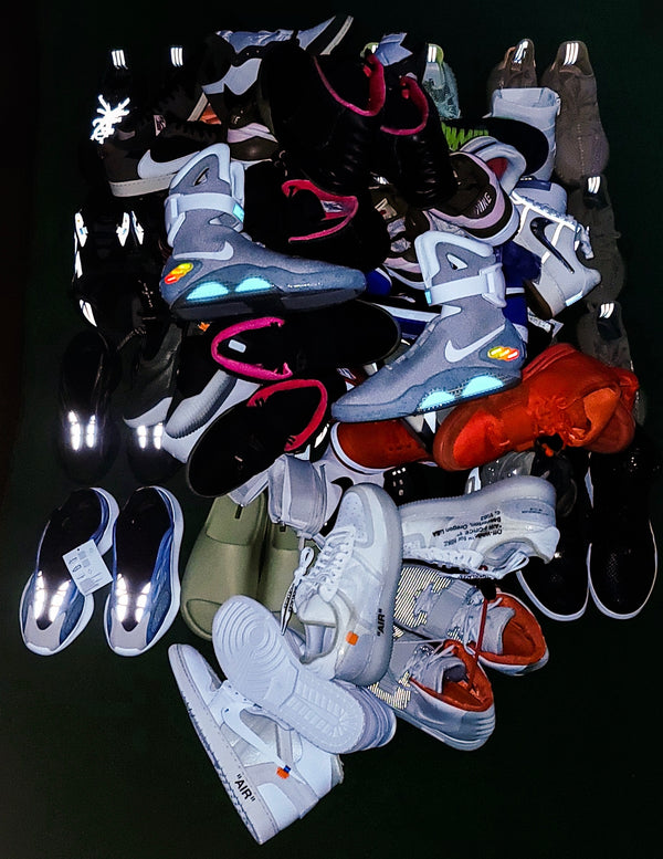 Sneaker Collection By Ivan Bir