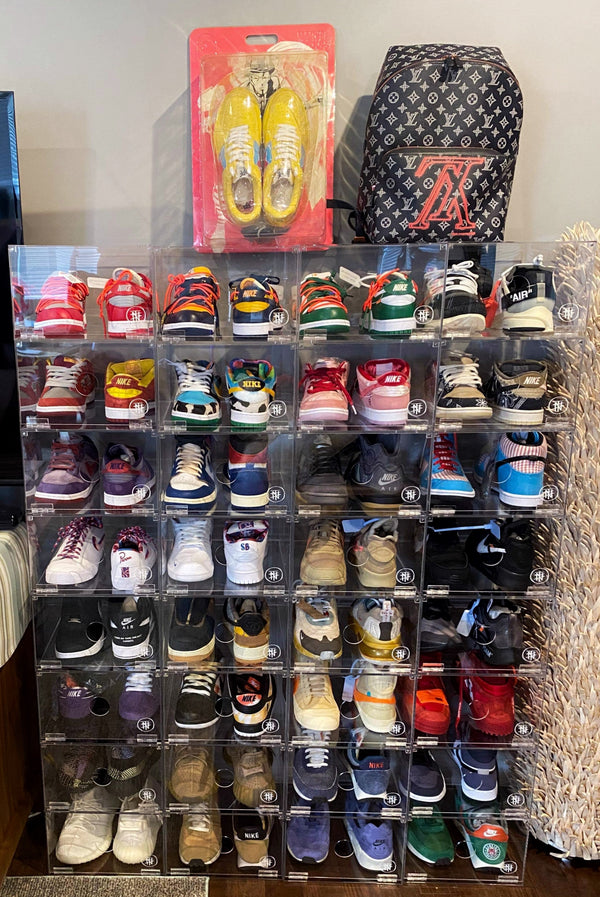 Sneaker Collection by Michael Boeswald
