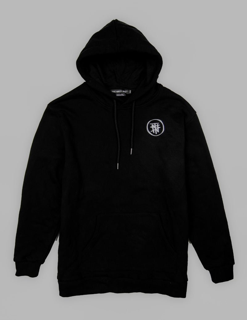 Galaxy Black Hoodie DIFTC - True North Sole Streetwear