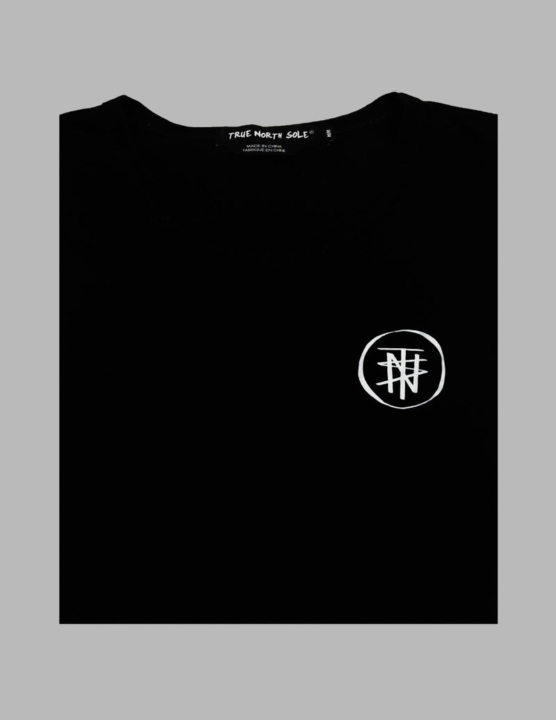 3M Reflective T-shirt DIFTC - True North Sole Streetwear
