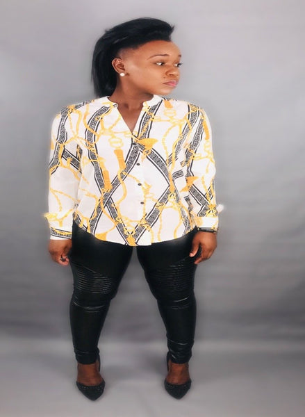 Boss Lady Blouse