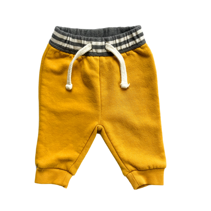 Golden Yellow Sweatpants