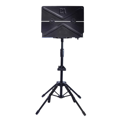 D&A Guitar Gear Bullhead+ 5-legged Folding Music/Laptop/Instrument Stand