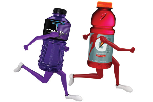 Powerade & Gatorade