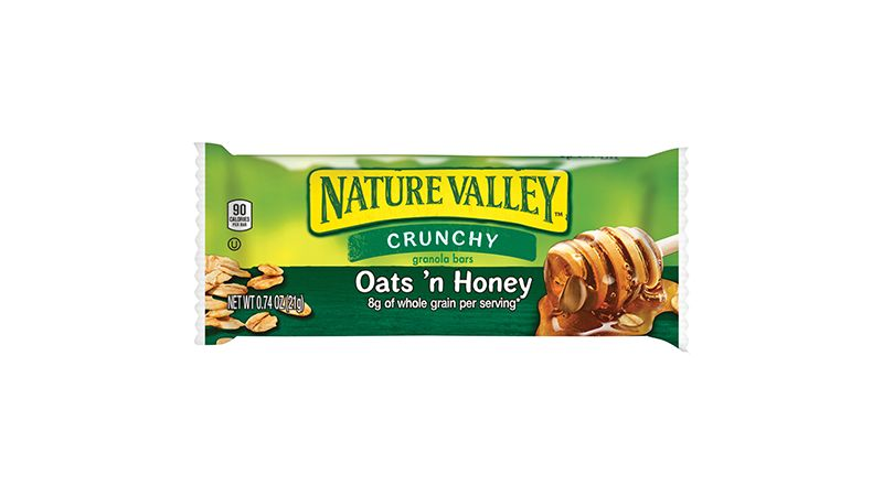 Crunchy Granola Bar - Oats 'n Honey