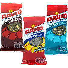 David Sunflower Seeds