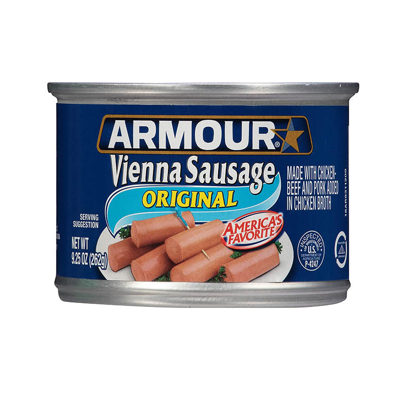 Vienna Sausage & Potted Meat