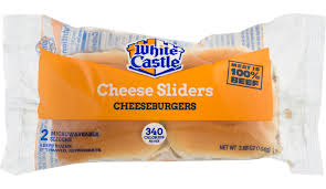 White Castle Sliders - 2 pack