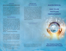 Load image into Gallery viewer, AVACEN Medical Brochure - (25 Brochures)