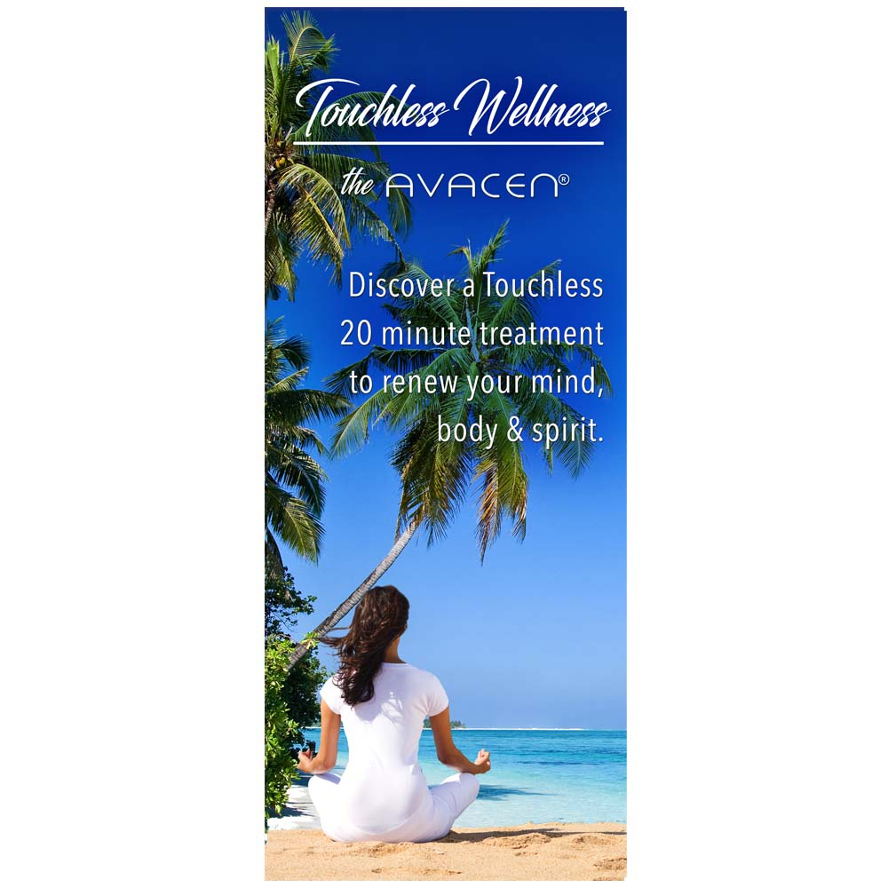 Touchless Wellness Spa Card - (25 cards)