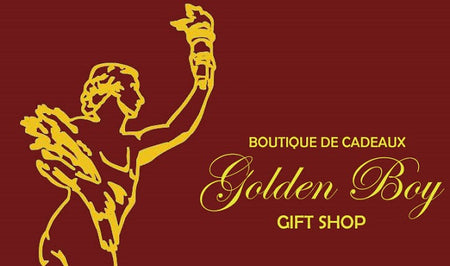 Golden Boy Gift Shop