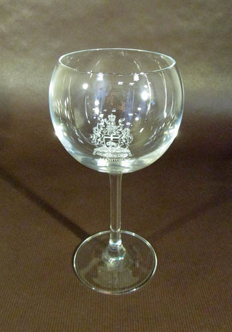 Red Wine Glass | Verre de vin rouge