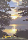 MB Sunset Postcard | Carte-postale coucher de soleil MB