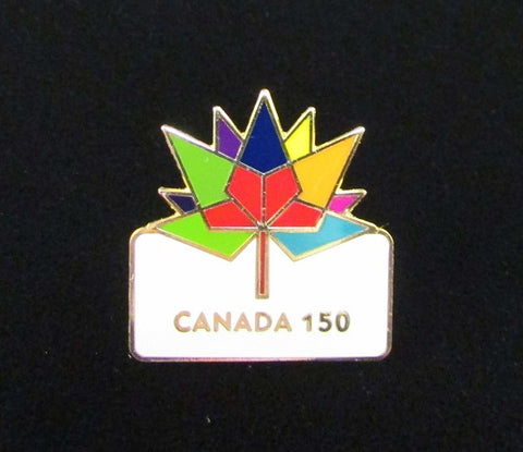 Canada 150 Lapel Pin | Épingle de Revers 150