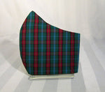 Tartan Face Mask (Medium) |