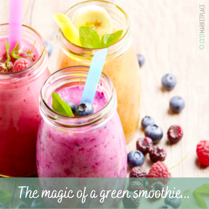 3 of the best tasting healthy smoothies ever!
