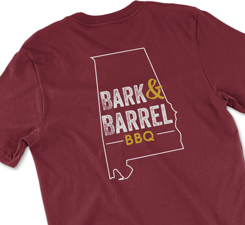 Bark & Barrel Logo Tshirt