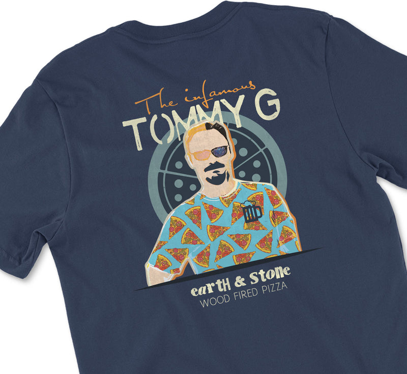 The Infamous Tommy G Tshirt