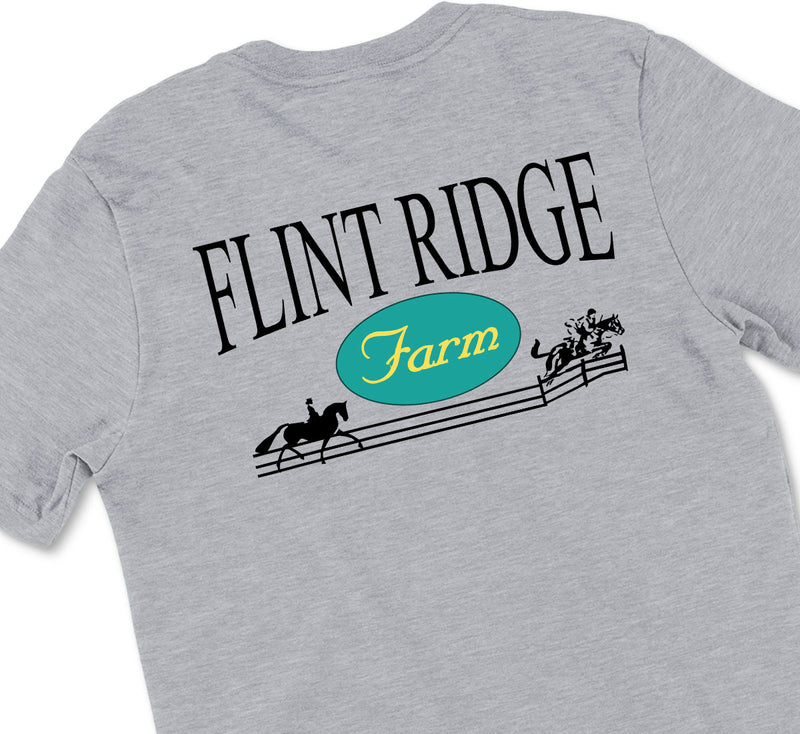 Flint Ridge Farm Logo Tshirt