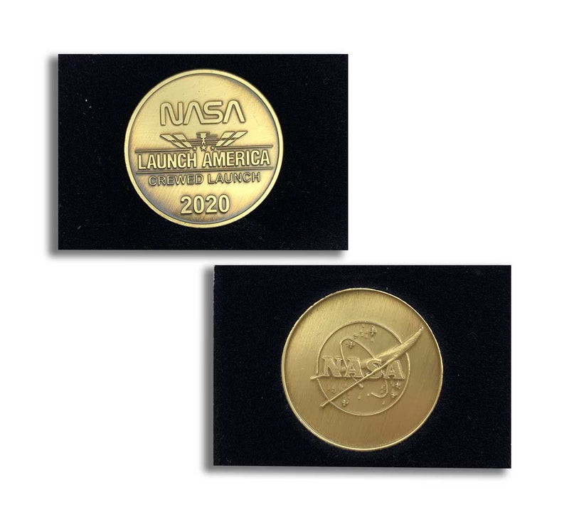 NASA Launch American Coin Set
