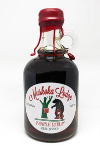 Muskoka Lodge Maple Syrup 500ml