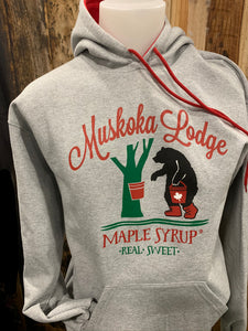 Muskoka Lodge Hoodie - Youth