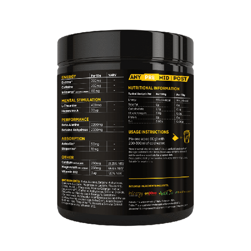 CNP Ignition Pre Workout 300g