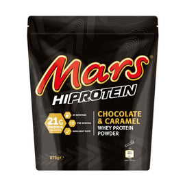 Mars High Protein Powder 875g 25 Servings Chocolate Caramel