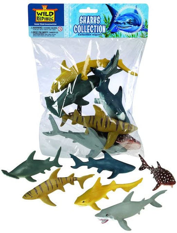 Shark Figurine Polybag