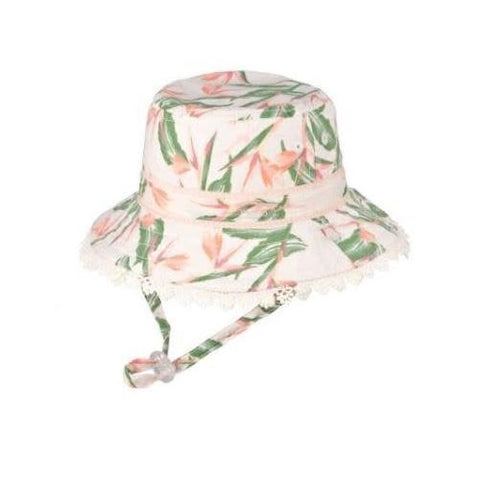 Baby Girls Bucket Hat Sofi