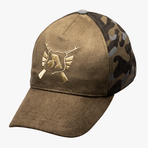 Arsenal Men's Split Camo Icon Cap, Green Camo
