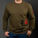 Arsenal Men's Alpha Pullover